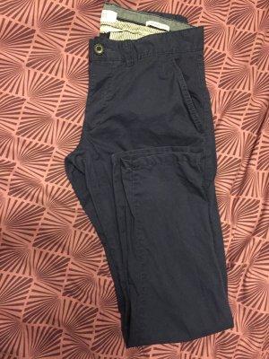Edc Esprit Pantalon chinos bleu foncé