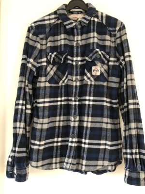 Superdry Flannel Shirt multicolored