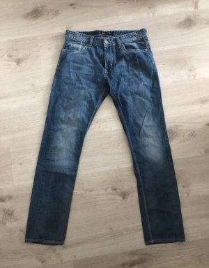 Kaporal Pantalone a vita bassa blu acciaio-blu