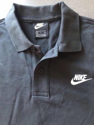Nike Oversized shirt donkerblauw