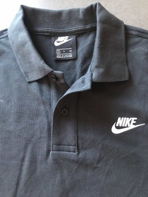 Nike Oversized Shirt dark blue