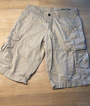 s. Oliver (QS designed) Pantalon cargo beige