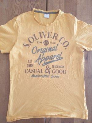Herren S.Oliver T-Shirt Gr. M