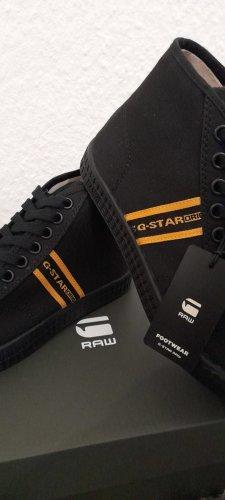 G-Star Zapatos de patinador negro