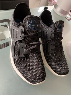 -8- Venice Heel Sneakers anthracite-black