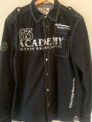 Camp David Long Sleeve Shirt black