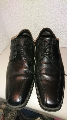 Bulgari Oxfords black