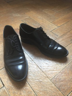 COS Chaussure Oxford noir