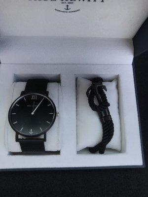 Herrenuhr + Armband Paul Hewitt