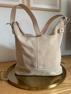 Herrliche Sommertasche in beige