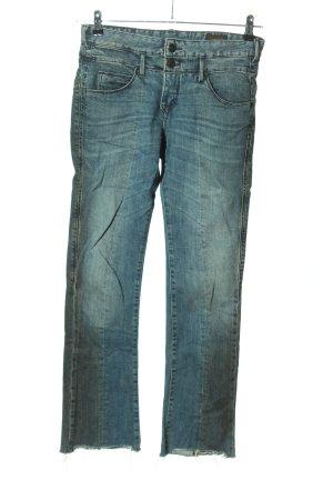 Herrlicher 7/8 Jeans blau Casual-Look