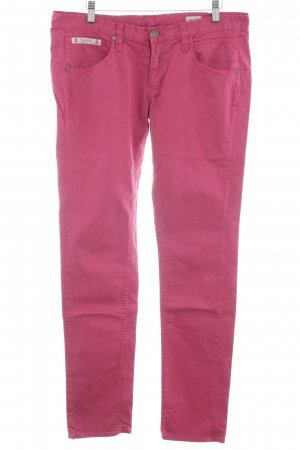 Herrlicher Chinohose pink Casual-Look