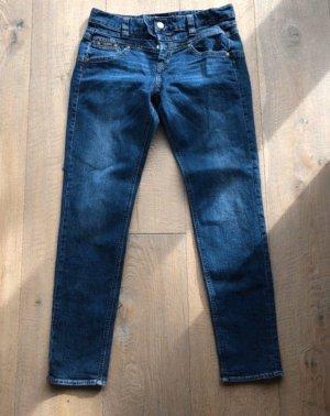 Herrlicher Jeans boyfriend bleu foncé