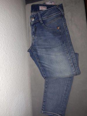 Herrlicher Jeans slim bleu