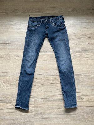 Herrlicher Stretch jeans blauw