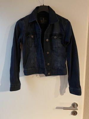 Blaustoff Herrlicher Denim Jacket dark blue