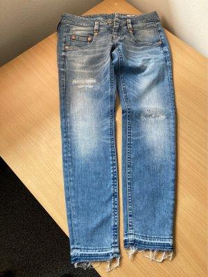 Herrlicher Jeans a 7/8 blu