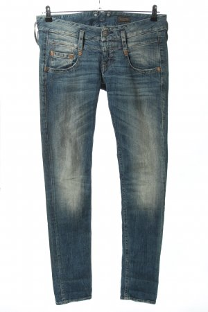 Herrlicher Tube Jeans blue casual look