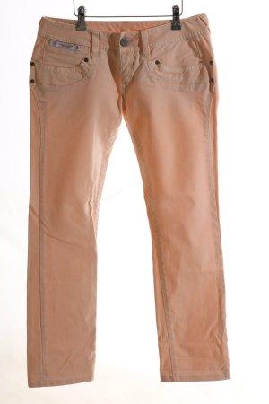 Herrlicher Slim Jeans nude Casual-Look