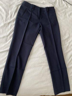 Herry Corduroy Trousers dark blue
