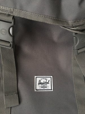 Herschel Backpack in grau/mit Etikett/NP € 89,99