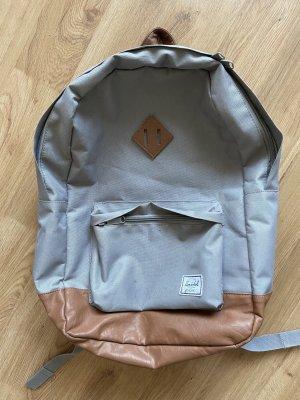 Herschel Sac à dos pour ordinateur portable gris-brun