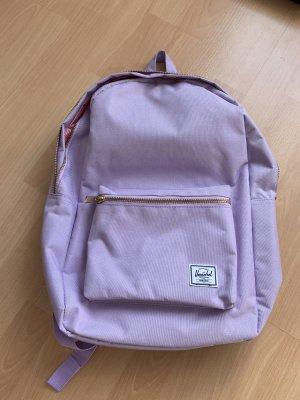 Herschel Mochila escolar púrpura-rojo