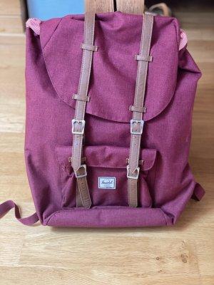 Herschel Plecak szkolny głęboka czerwień