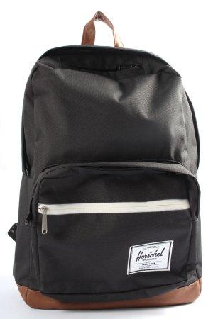 Herschel Schulrucksack schwarz-braun sportlicher Stil