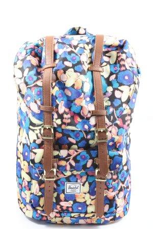 Herschel School Backpack allover print casual look