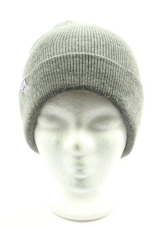 Herschel Sombrero de punto caqui moteado look casual