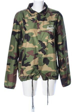 Herschel Windbreaker camouflage pattern street-fashion look