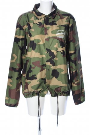Herschel Windstopper Camouflagemuster Street-Fashion-Look