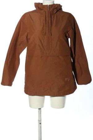 Herschel Coupe-vent brun-cognac style décontracté