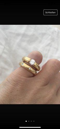 Hertl Manufaktur Silber Ringe gold