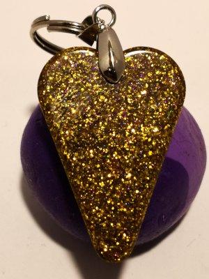 Bid Handmade Colgante color oro
