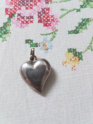Vom Juwelier Hanger zilver
