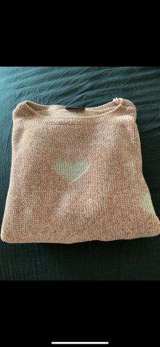 Herz Pullover  , weich