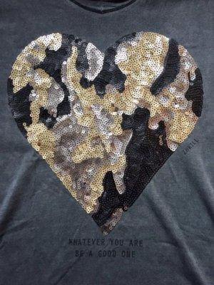 Herz-T-Shirt