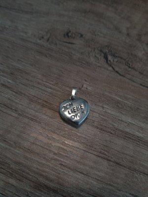 Herzanhänger 925 Silber
