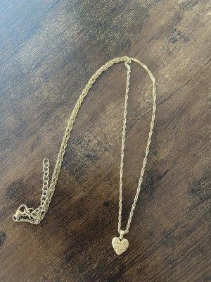 SAFIRA Gold Chain gold-colored