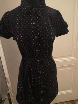 Dickies Koszulowa sukienka czarny