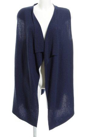 Herzensangelegenheit Cardigan dunkelblau klassischer Stil