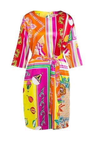Herzensangelegenheit Kleid 95%Seide Grösse 34 Neu m. Etikett