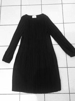 Herzensangelegenheit Kleid Plissee,Gr 38/40,schwarz,neu