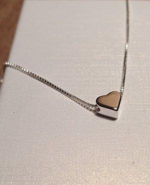 echt Silber 925 Srebrny łańcuch srebrny