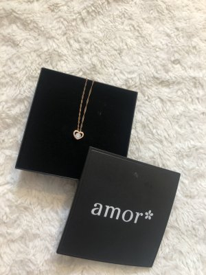 amor Necklace rose-gold-coloured