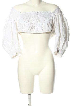 Hess Frackmann Blusa tradizionale bianco elegante