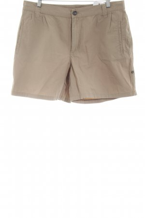 Hess Natur High-Waist-Shorts nude Casual-Look