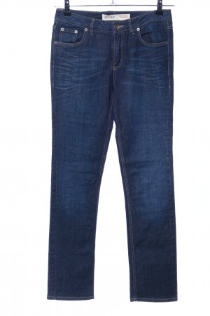 Hess Natur Slim Jeans blue casual look